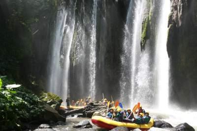 Surabaya Bromo Rafting Package Tour