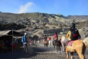 Mount Semeru Trekking – Bromo Tour- Ijen Blue Fire 6 Days 5 Nights