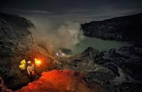Mt.Ijen Crater