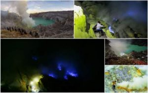 Ijen Blue Flame Tour Package
