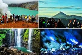 Madakaripura Waterfall,Mount Bromo,Ijen Crater Tour