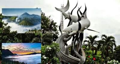 Surabaya Tour Package 3 Days 2 Nights