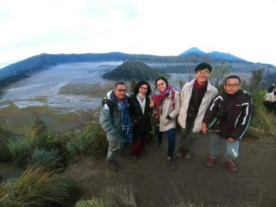 Group Tour To Mount Bromo
