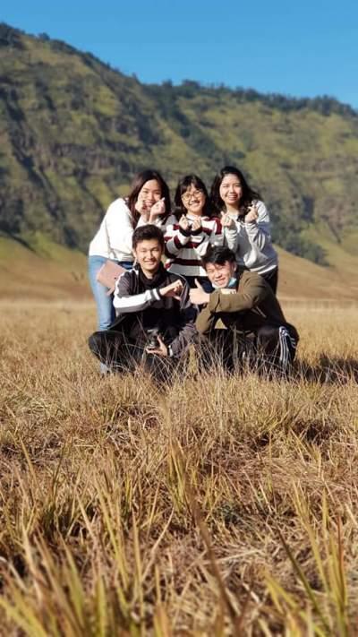 Join Group Tour To Mount Bromo