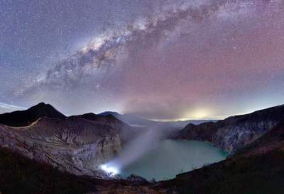 Mount Bromo Ijen Milky Way Tour