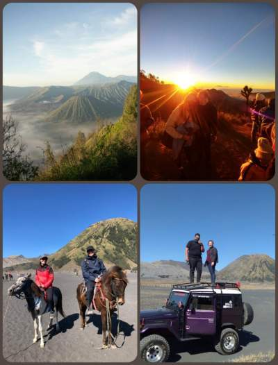 7 Days 6 Nights Java Bali Overland Tour
