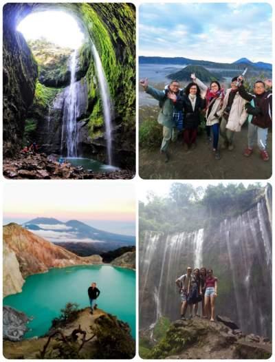 Bromo Ijen Tour & Waterfalls 3 Days 2 Nights