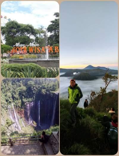 Malang Tumpak Sewu Waterfall Bromo Tour 5 Days 4 Nights