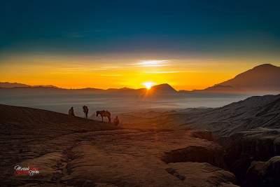 Sunrise Mount Bromo