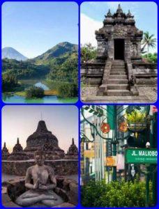 Yogyakarta Bromo Ijen Bali Tour 7D6N