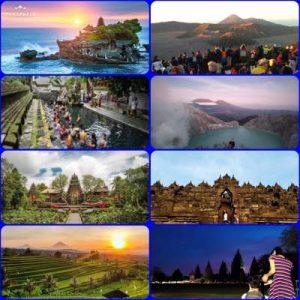 Yogyakarta Bromo Ijen Bali Tour 9 Days 8 Nights
