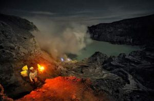 Ijen Crater - Volcano in Indonesia (Best Time to Visit)